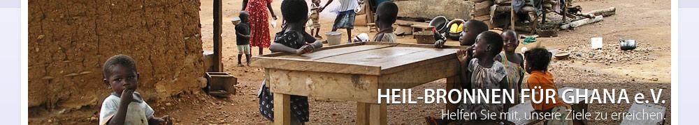 Heilbronnen für Ghana