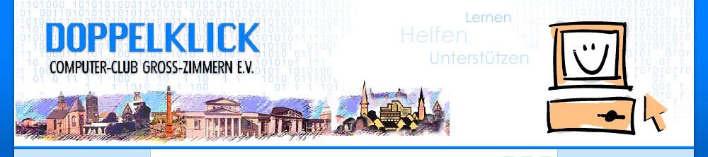 Doppelklick Computer Club Groß-Zimmern e.V.