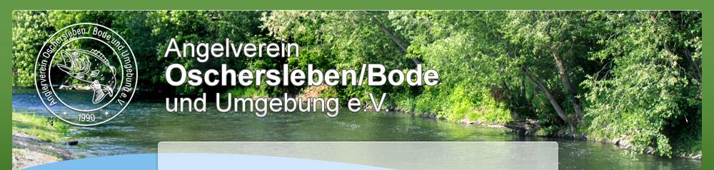 Angelverein Oschersleben/Bode und Umgebung e.V.