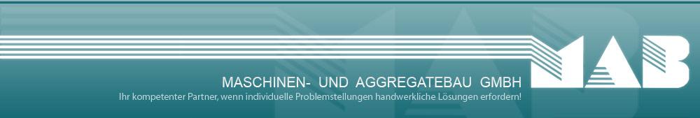 MAB Maschinen- und Aggregatebau GmbH