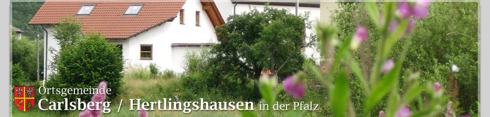 Ortsgemeinde Carlsberg / Hertlingshausen