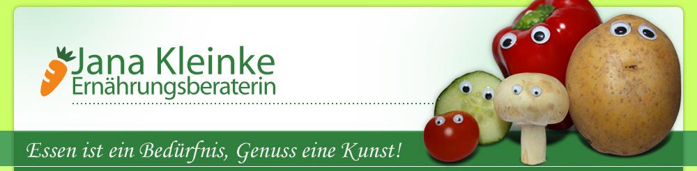 Ernährungsberaterin Jana Kleinke