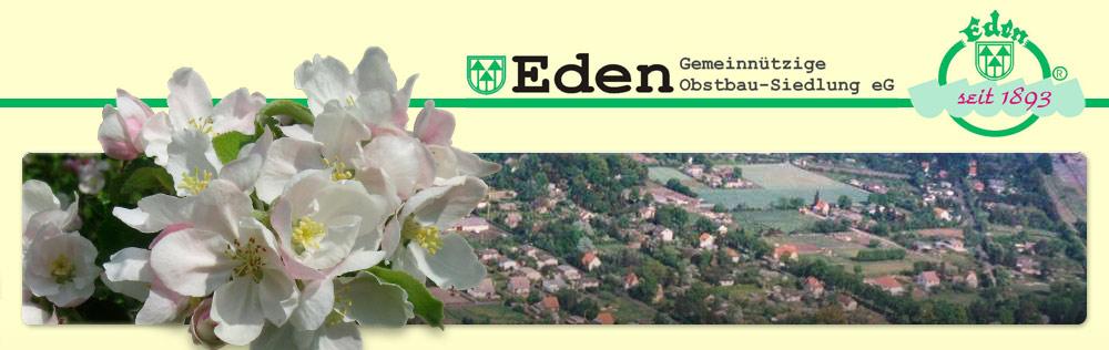 Eden Gemeinnützige Obstbau-Siedlung eG