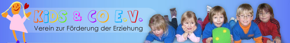 Kids & Co e.V. / Verein zur Förderung der Erziehung