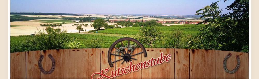 Gasthaus Kutschenstube - Fam. Drechsler