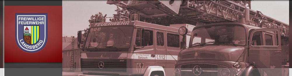 Feuerwehren der Stadt Landsberg