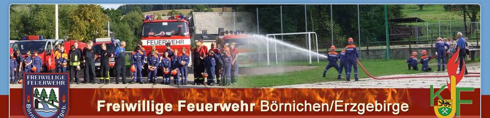 Freiwillige Feuerwehr Börnichen/Erzgebirge