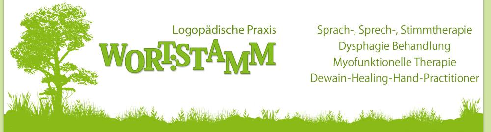 Logopädische Praxis Wortstamm