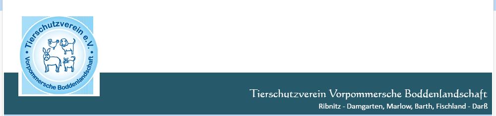 Tierschutzverein Vorpommersche Boddenlandschaft