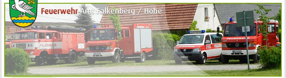 Amtsfeuerwehr Falkenberg Höhe