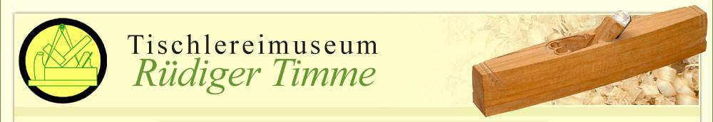 Tischlereimuseum Timme