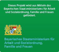 Bayerisches Staatsministerium für Arbeit und Sozialordnung, Familie und Frauen
