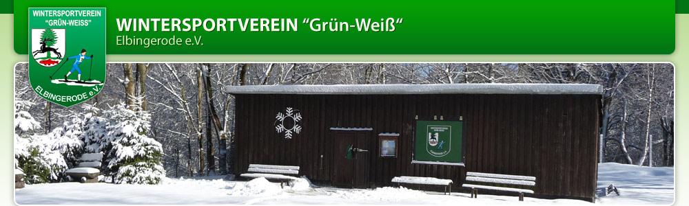 Wintersportverein 'Grün-Weiß' e.V. Elbingerode