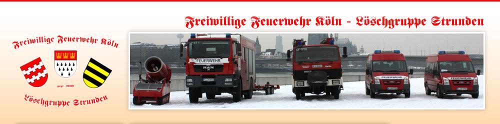 Freiwillige Feuerwehr Köln- Löschgruppe Strunden