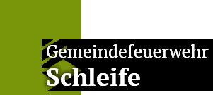 Gemeindefeuerwehr Schleife