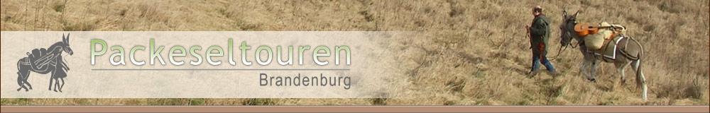 Packeseltouren Brandenburg