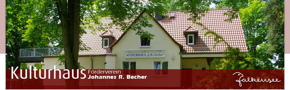 Kulturhaus 'Johannes R. Becher' Falkensee