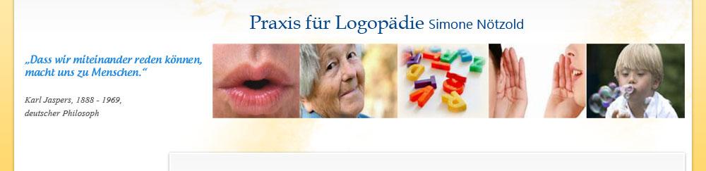 Praxis für Logopädie Simone Nötzold