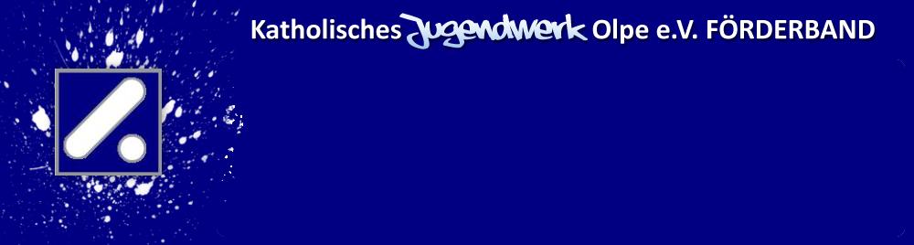 Katholisches Jugendwerk Förderband Olpe e.V.