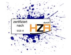zertifiziert nach HZA