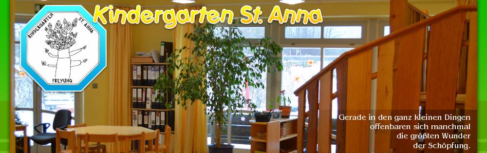 Kindergarten St. Anna