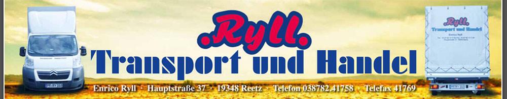 Ryll Transport und Handel