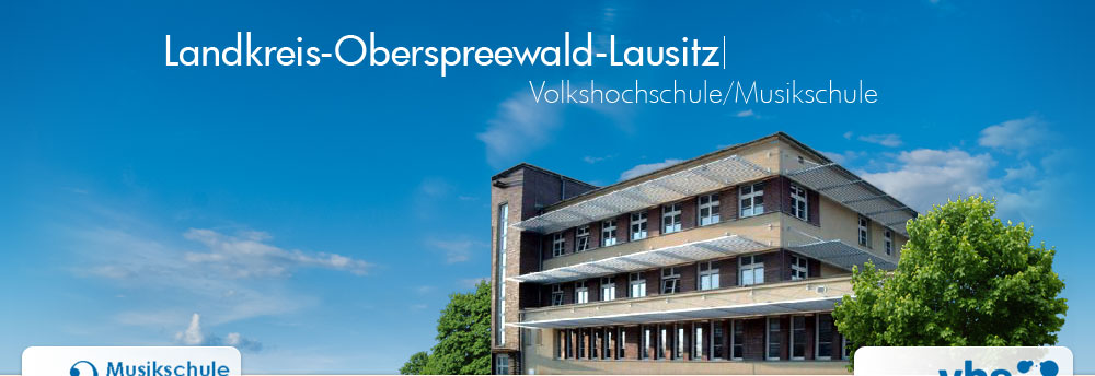 Musikschule und VHS Oberspreewald-Lausitz