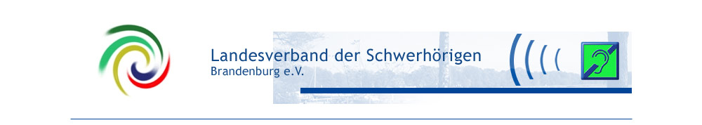 Schwerhörigen Landesverband Brandenburg