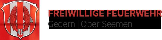 Freiwillige Feuerwehr Gedern / Ober-Seemen