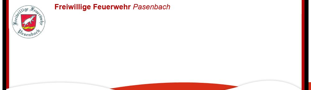 Freiwillige Feuerwehr Pasenbach