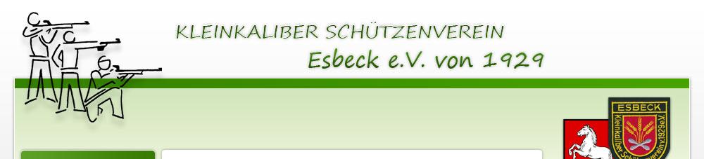 Kleinkaliber Schützenverein Esbeck e.V.