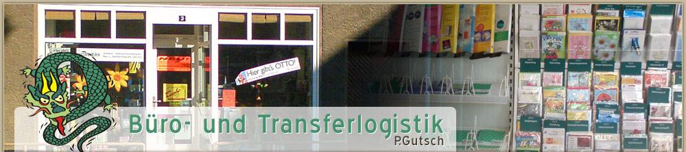 Büro- und Transferlogistik P.Gutsch