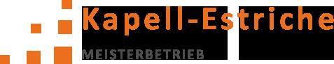Firma Kapell - Estriche