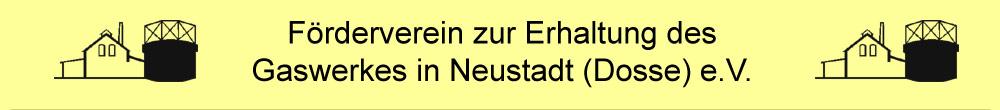 Förderverein zur Erhaltung des Gaswerkes Neustadt Dosse e.V.