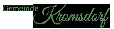 Gemeinde Kromsdorf