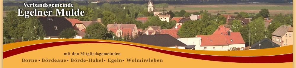 Verbandsgemeinde Egelner Mulde