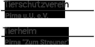Tierschutzverein Pirna u.U. e.V.