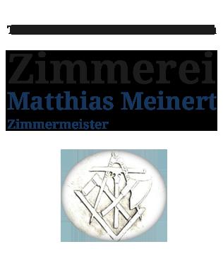Zimmerei Matthias Meinert