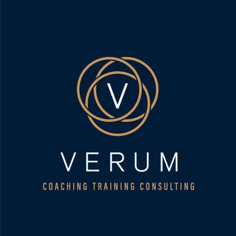 Logo, VERUM Logo