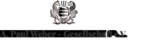 A. Paul Weber-Gesellschaft e.V.