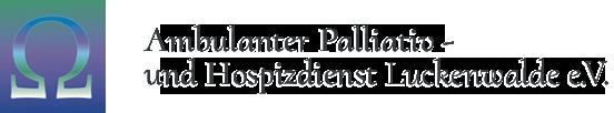 Ambulanter Palliativ - und Hospizdienst Luckenwalde e.V.