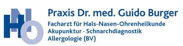 Überörtliche HNO-Gemeinschaftspraxis Dres. Burger/Gerner/Levi