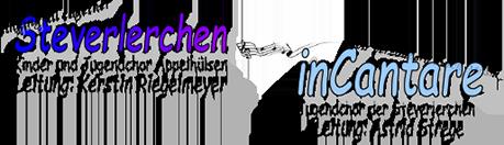 Kinder- und Jugendchor Steverlerchen & inCantare