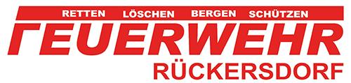 Freiwillige Feuerwehr Rückersdorf