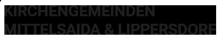 Kirchengemeinden Mittelsaida und Lippersdorf