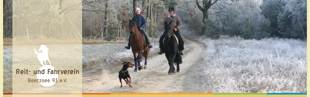 Reitschule und Behindertensport Pensionspferdehaltung Cerstin Hille (Reit- und Fahrverein Beetzsee 93 e.V.)