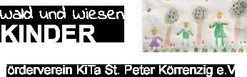 Wald und Wiesen Kinder e.V. - Förderverein KiTa St. Peter Körrenzig
