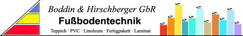 Boddin und Hirschberger GbR Fussbodentechnik