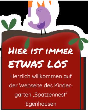 """Kindergarten """"Spatzennest"""" Egenhausen"""