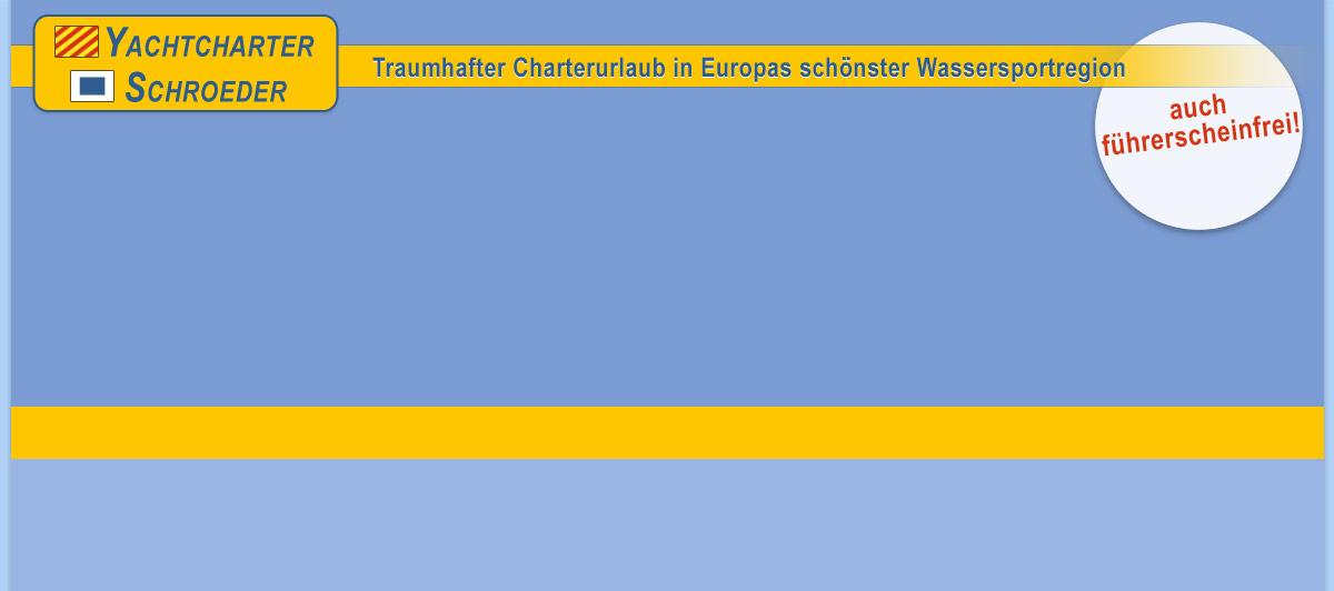 Yachtcharter Schroeder